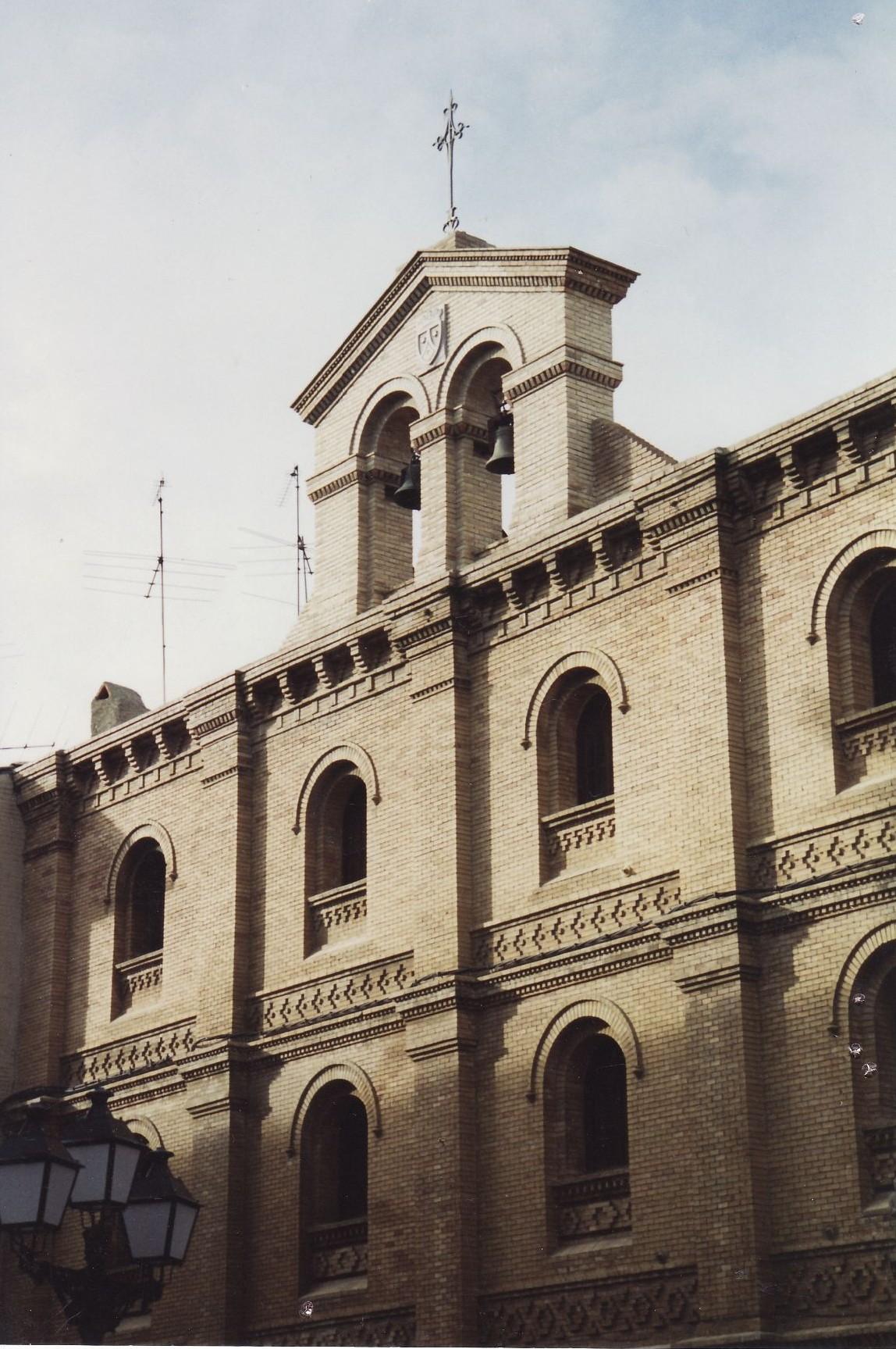 CONVENTO DE NTRA:SRA:DE LA ASUNCIÓN EN HUESCA (CARMELITAS)