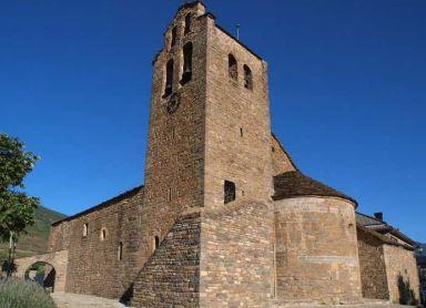REHABILITACIÓN IGLESIA ROMÁNICA CASTIELLO DE JACA (HUESCA)