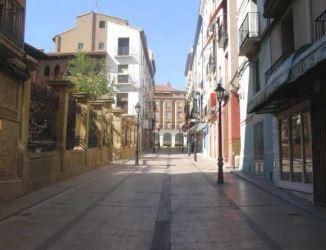 REURBANIZACIÓN CALLE VILLAHERMOSA - HUESCA